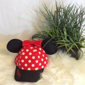 Disney Parks Minnie Mouse Ears Hat